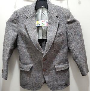 Men's Harris Tweed Blazer Sportcoat 42R